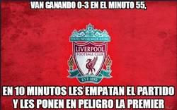 Enlace a Pero Liverpool ¡qué haces!