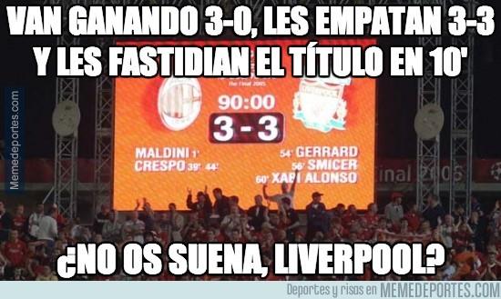 313389 - Esto me suena a la mítica final Milan-Liverpool