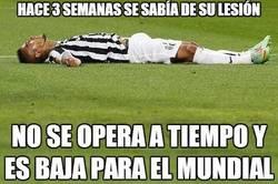 Enlace a Salvo milagro, Arturo Vidal se perderá el Mundial. Un problema menos para España