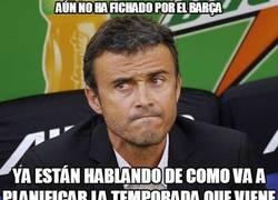 Enlace a Aún no ha fichado por el Barça