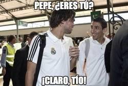 Enlace a Pepe ¿qué te has hecho en la cabeza?