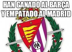 Enlace a Han ganado al Barça y empatado al Madrid