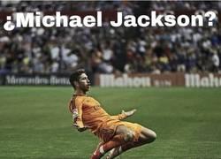 Enlace a ¿Michael Jackson?