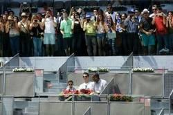 Enlace a Cristiano genera más espectación que el propio tenis