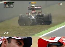 Enlace a Situación común de Maldonado en carrera