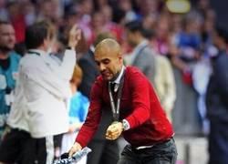 Enlace a Chops de Guardiola con el título de la Bundesliga