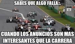 Enlace a La emocionante F1 este año