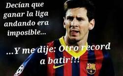 Enlace a El otro récord de Messi