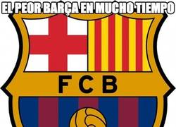 Enlace a Es el peor Barça en mucho tiempo. ¿Pero se merece ganar la liga?