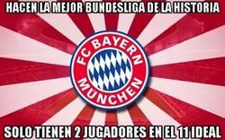 Enlace a Hacen la mejor Bundesliga de la historia
