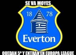 Enlace a Se va Moyes y el Everton triunfa