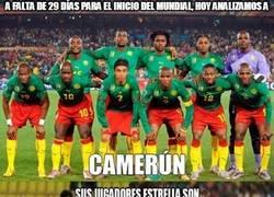 Enlace a A falta de 29 días para el inicio del Mundial, hoy analizamos a Camerún