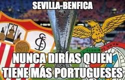 Enlace a Sevilla-Benfica