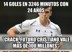 Enlace a Bale y Alexis, la cruda realidad