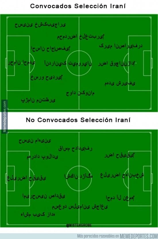318733 - Selección Iraní Vs Selección Iraní