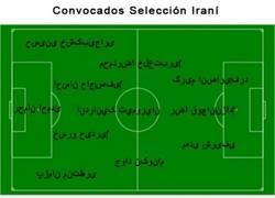 Enlace a Selección Iraní Vs Selección Iraní