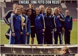 Enlace a Chicas , una foto con Reus
