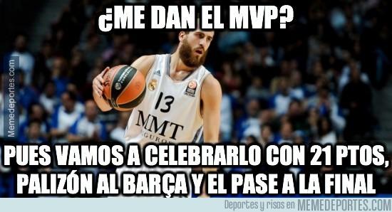 318918 - ¿Me dan el MVP?