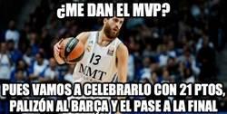 Enlace a ¿Me dan el MVP?