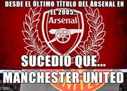 Enlace a Desde la sequía del Arsenal...