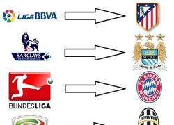 Enlace a Finalmente, estos son los campeones de las principales ligas europeas