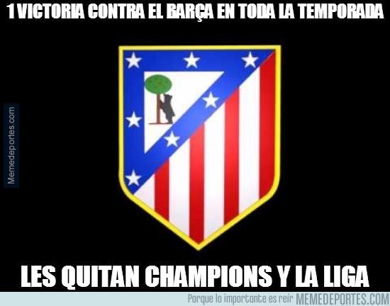 319524 - 1 victoria contra el Barça en toda la temporada