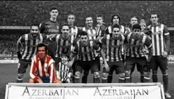Enlace a Ésta fue la verdadera formación del Atlético