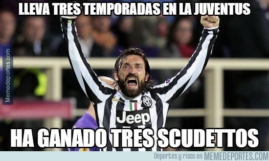 320462 - Lleva tres temporadas en la Juventus