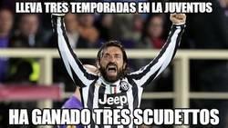 Enlace a Lleva tres temporadas en la Juventus