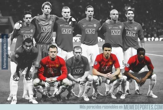 321439 - Sabes que hay cambio de ciclo en el Manchester United cuando ves esto