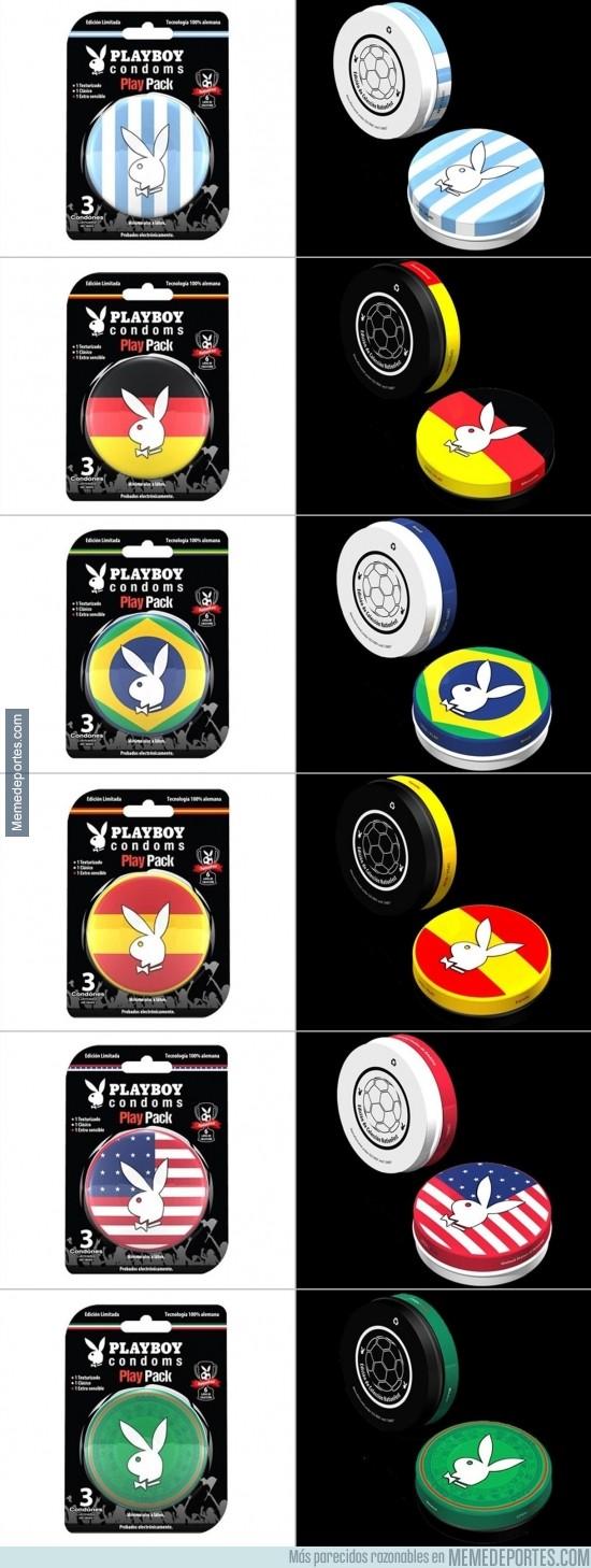 321459 - Los preservativos del Mundial