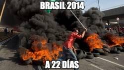 Enlace a ¿Soy el único que piensa que el mundial de Brasil va a ser un campo de batalla?