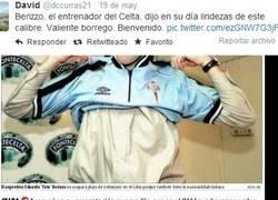 Enlace a Demos la bienvenida al nuevo entrenador homófobo del Celta, Berizzo