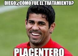 Enlace a Diego, ¿cómo fue el tratamiento?