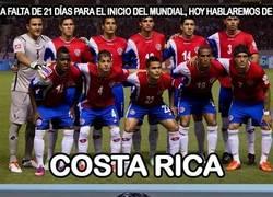 Enlace a Costa Rica es... Keylor Navas