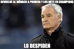 Enlace a Claudio Ranieri deja de ser el técnico del Mónaco