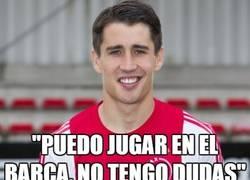 Enlace a Esto es lo que piensa la gente del Barça sobre las palabras de Bojan