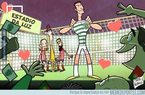 323253 - Hoy, Cristiano vuelve a Lisboa
