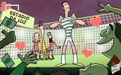 Enlace a Hoy, Cristiano vuelve a Lisboa