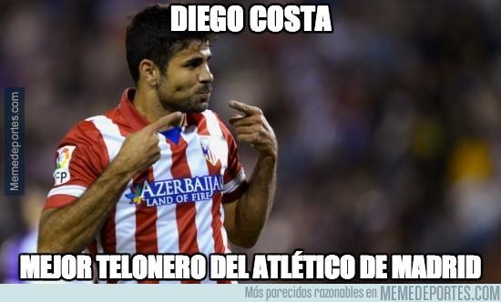 323490 - Diego Costa, el mejor telonero del Atleti vía @servorvon