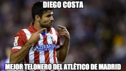 Enlace a Diego Costa, el mejor telonero del Atleti vía @servorvon