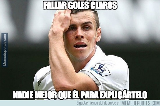 323586 - ¿Bale fallar goles claros?