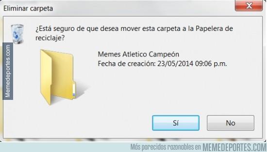 323693 - Adiós memes del Atleti campeón