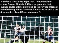 Enlace a Coincidencias entre las finales de Champions del Atlético