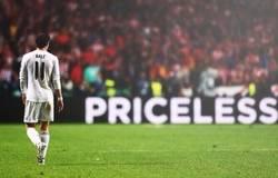 Enlace a Gareth Bale en el lugar adecuado en el momento adecuado