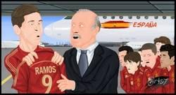 Enlace a A partir de ahora Ramos es el 9 de España