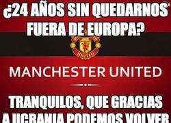 Enlace a Cuidado que el United aún puede jugar en Europa el próximo año