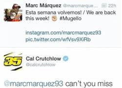 Enlace a ¡Crutchlow por fin ha descubierto cómo parar a Márquez!
