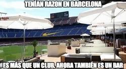 Enlace a El Barça, más que un club
