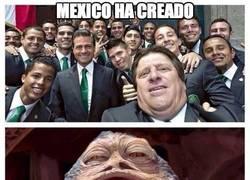 Enlace a Mexico ha creado a un monstruo